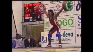 Men 69 kg 2001 World Weightlifting Championships - Antalya- by GENADI - Weightlifting Expert