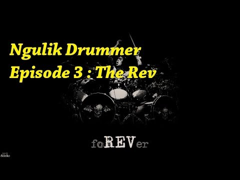 Ngulik Drummer Episode 3 : The Rev Avenged Sevenfold