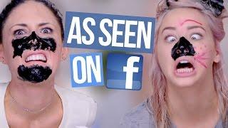 """4 """"As Seen on Facebook"""" Beauty Products (Beauty Break)"""