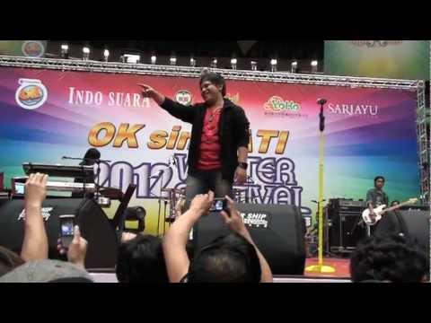 Baik Baik Syang & DIK Wali Band Live Toyuan