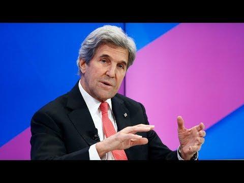 John B. Hurford Memorial Lecture With John Kerry
