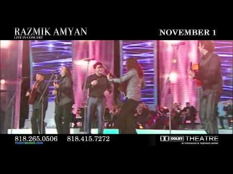 Razmik Amyan Live In Concert At Dolby Theatre