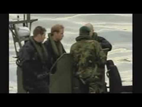 Prince William - Fleet Protection Group Royal Marines