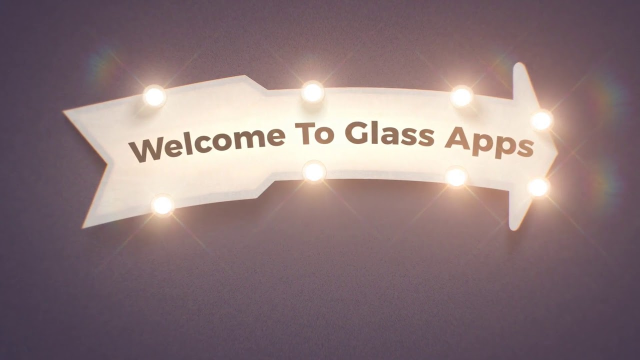 Glass Apps : Smart Privacy Glass Film
