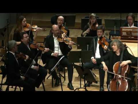 Carl Philipp Emanuel Bach: Allegro from Cello Concerto in A major