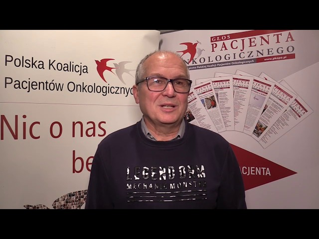 Piotr Fonrobert | Debata Narodowa Strategia Onkologiczna