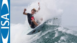 ISA - World Surfing Games 2015 - Competition Day 2