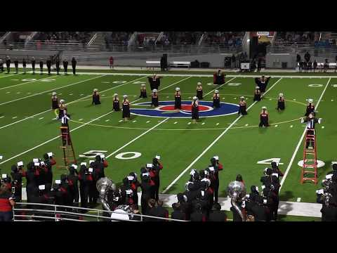Tomball High School TX - 2017 1st Game - Half Time