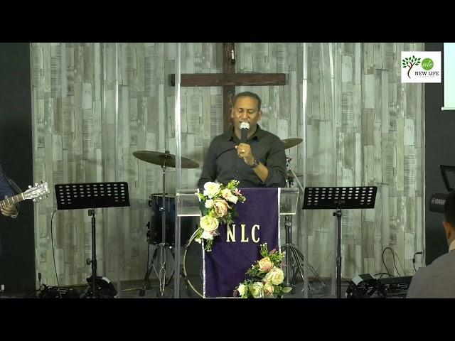 New Start   New Life Church Dublin   Ps. Mathew   25th July 2021