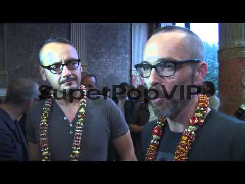 INTERVIEW - Viktor and Rolf on their inspiration, the fab...