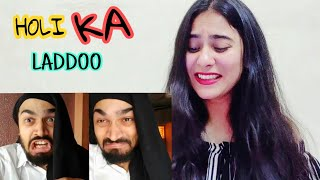 BB Ki Vines- | Holi Ka Laddoo |