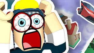 roblox   tornado destroyed my house