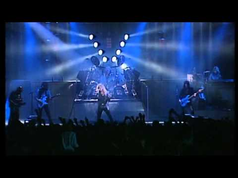 Europe - Rock The Night - Live 1986