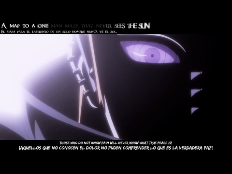 Naruto Vs Pain (part 1) 「AMV」 - It Has Begun - (sub Español)(Lyrics)|Shisha No Ren