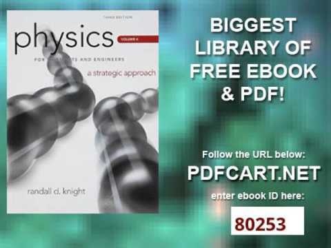 Physics for scientists and engineers a strategic approach vol 4 chs physics for scientists and engineers a strategic approach vol 4 chs 25 36 3rd edition fandeluxe Images