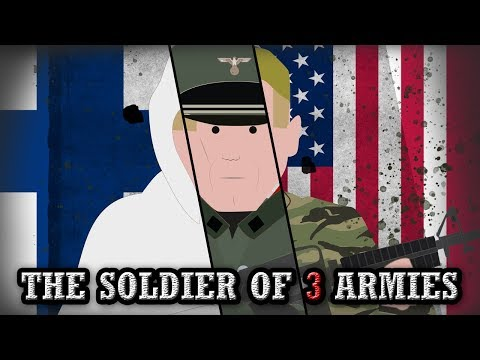 The Soldier who fought in 3 Armies