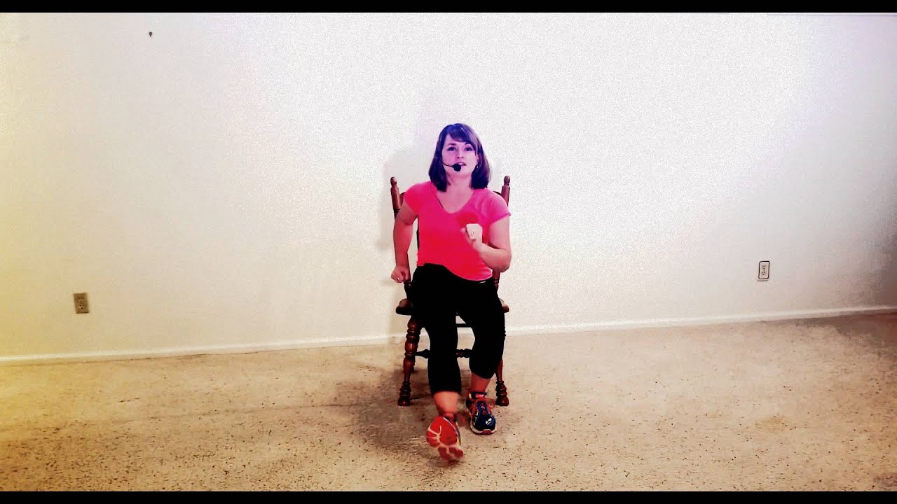 chair exercise justin timberlake ball stand latin zumba inspired fitness workout 1 multiple sclerosis ms video 5