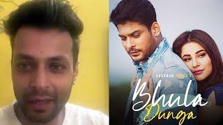 Download song BHULA DUNGA Song Reaction By Mayank Agnihorti | Mujhse Shadi Karoge Fame