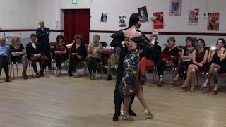 Leslie Folcarelli & Thomas Barbier- Tango @ Laroque Timbaut , France- 17/03/18