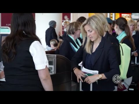 "FIFA Women's World Cup Canada 2015:Germany National Football Team""Back in Ottawa"""