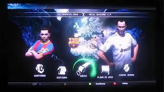 Pro Evolution Soccer 2011 - Tática 1