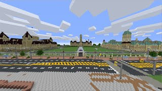Building the Earth in Minecraft | CBC Kids News