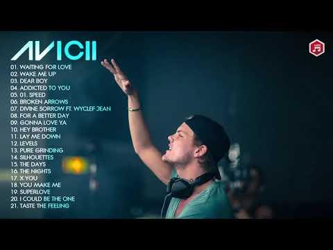 Las mejores canciones de Avicii   RIP Gracias por tu música