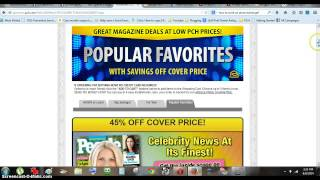 Publishers Clearing House Swepstakes