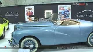French Riviera Classic : voitures au cinéma sur la Côte d