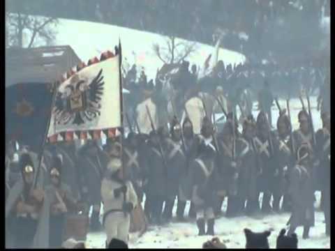 AUSTERLITZ 2.12. 1805 - 2.12.2005 the largest napoleonic re-enactment ever seen ; 45 min. movie