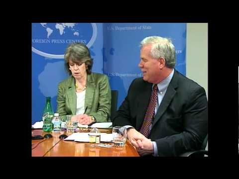 Foreign Press Center Briefing on the 2012 African Growth and Opportunity Act (AGOA) Forum