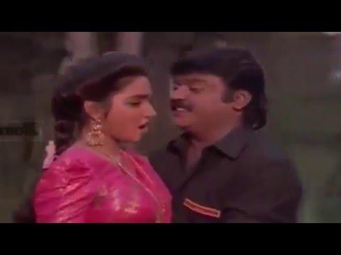 Manjal Poosum Manjal Poosum -மஞ்சள்பூசும்மஞ்சள்பூசும்-Vijayakanth, Sukanya, LoveDuet H D Song
