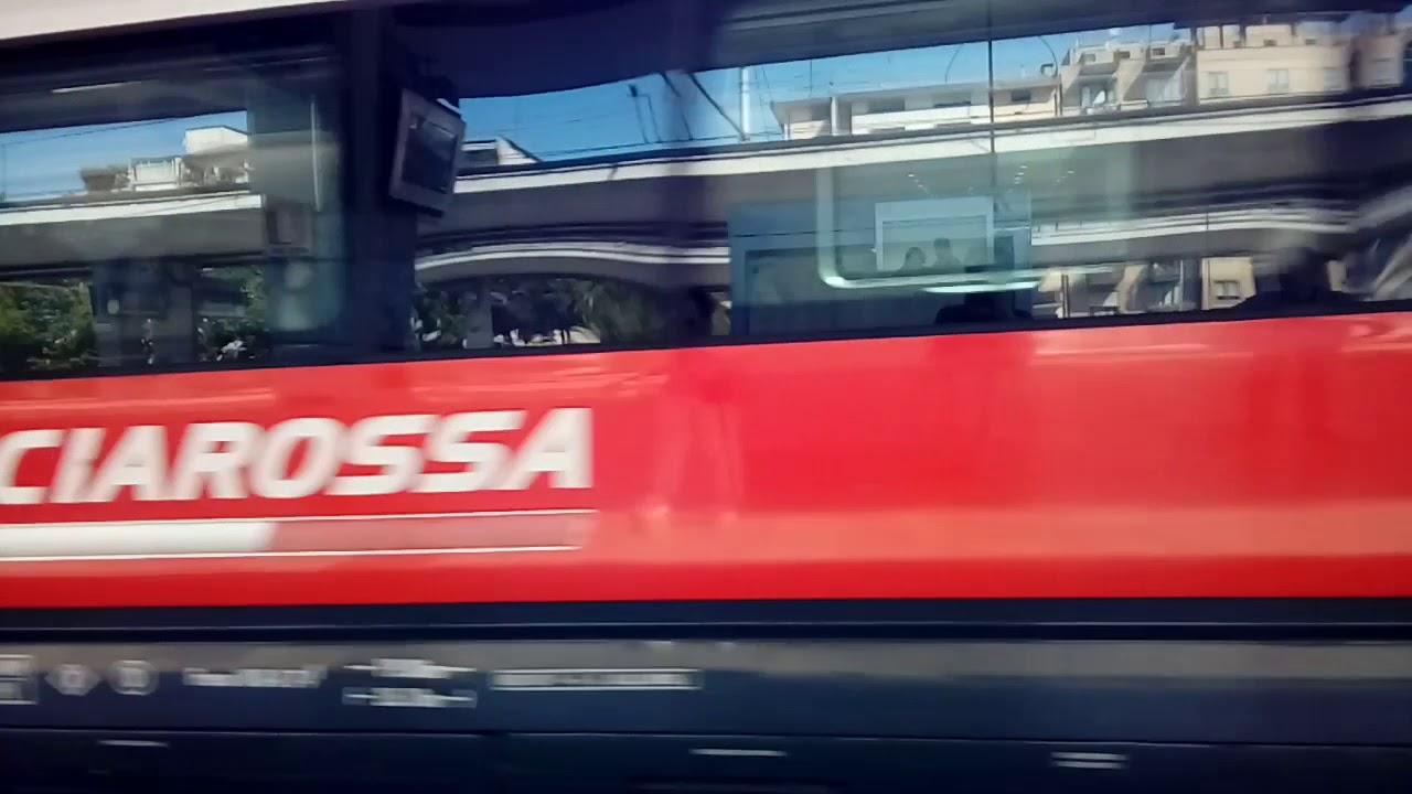 Frecciarossa 9731 MILANO CENTRALE -VENEZIA SANTA LUCIA