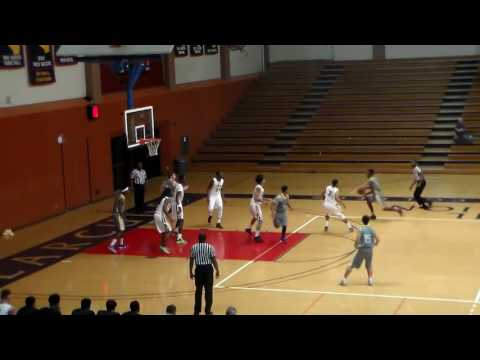 Napa Valley College vs. Feather River Men's Basketball FULL GAME 12/17/15