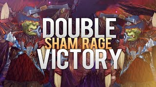 [Stream Highlight] DOUBLE SHAM RAGE VICTORY!