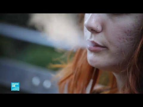 نيويورك تحظر تسويق السجائر الالكترونية المنكّهة  - نشر قبل 2 ساعة