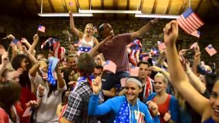 July 4th Au Pair Harlem Shake Remix