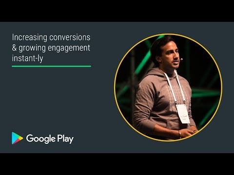 Increasing conversions & growing engagement instant-ly (Apps track - Playtime EMEA 2017)