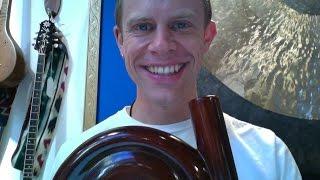 "Didgeridoo Lesson - Circular Breathing - ""Secret"" Tip"