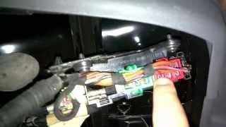 замена механических сидений на электрические на Audi A6