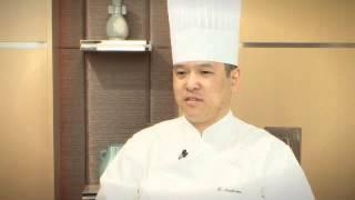 Entrevue avec Kazumasa Sotome, Chef du restaurant Sens, Mandarin Oriental à Tokyo