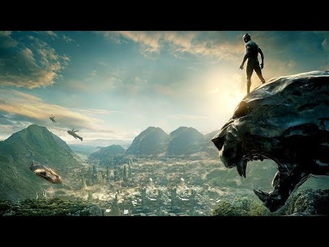 Black Panther Movie Excitement - The Real Wakanda & Africa Rising Vision -  Libradio com Feb 2018