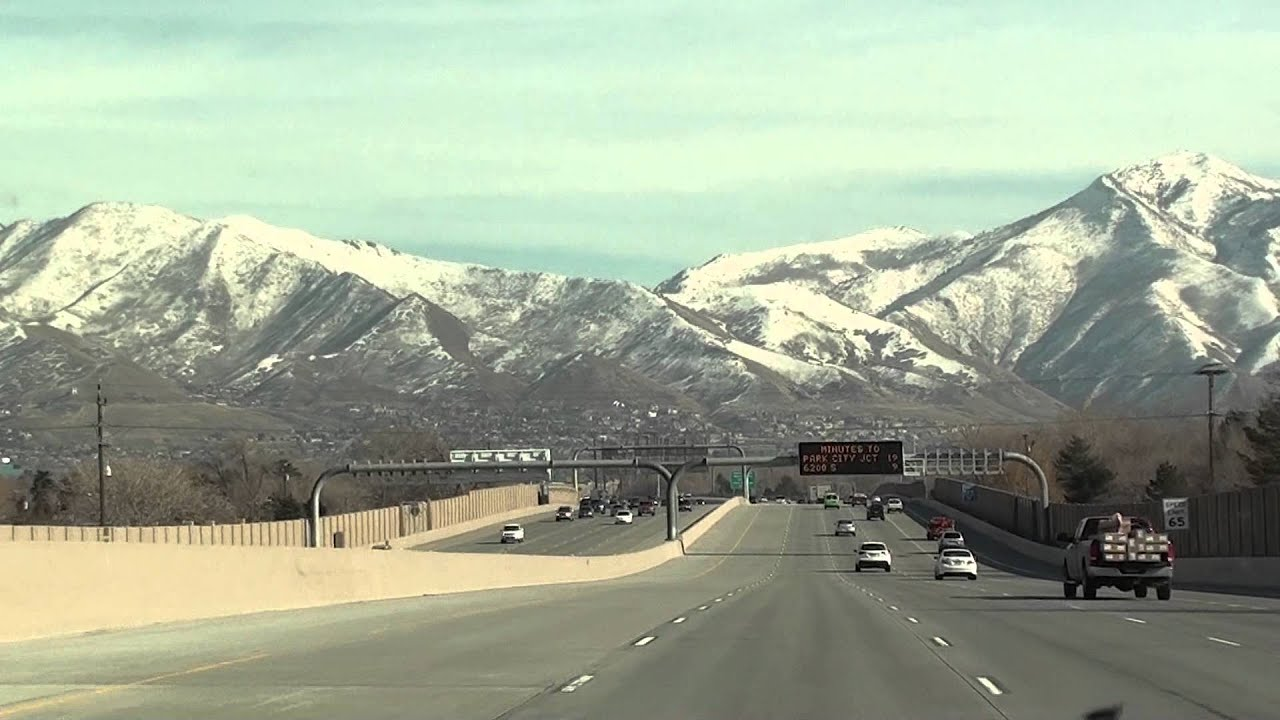 Driving into salt lake city youtube - Interior solutions salt lake city ...