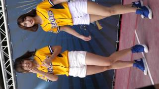 hirune5656 #kawaii #cheerleader #パッションシスターズ #台湾プロ野球 #中信兄弟 #希希ちゃん.