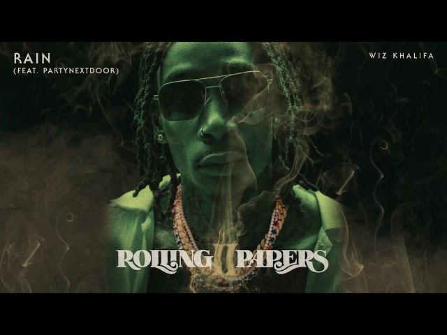 Wiz Khalifa - Rain feat. PARTYNEXTDOOR [Official Audio]