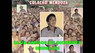 07 MENSAJE DE NAVIDAD - DIOMEDES DÍAZ & COLACHO MENDOZA (1980 PARA MI FANATICADA)