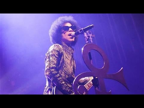 Prince Died From Opioid Overdose