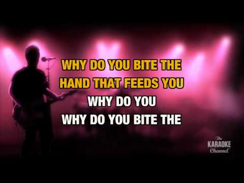 Shine On in the style of The Kooks | Karaoke with Lyrics