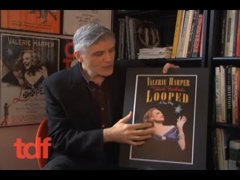 TDF Video: How to Design a Broadway Poster
