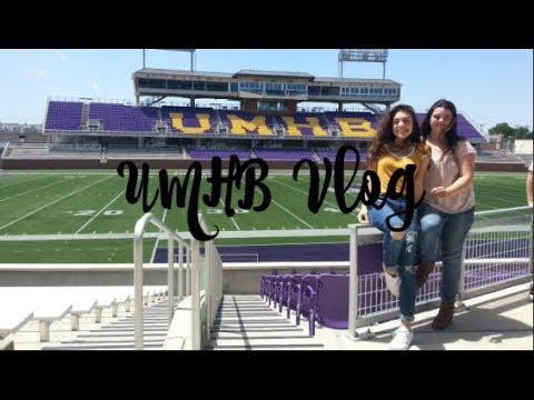 UMHB Vlog | Halie & Kenedi | ft. Wefrandom